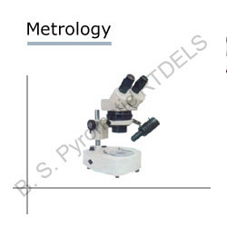 Stereo Zoom Microscope