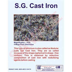 Reference Material For Metallographic Lab