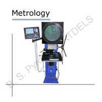 Profile Projector Digital With Data Logger