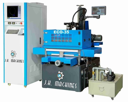Eco Wire Cut EDM Machine - Eco Wire Cut EDM Machine Exporter ...