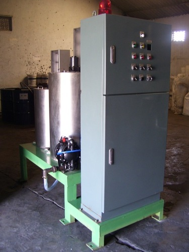 Automatic Lubricant Mixing Unit