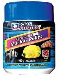 SI O.N. FORMULA 1 MARINE FISH FOOD (M,S)