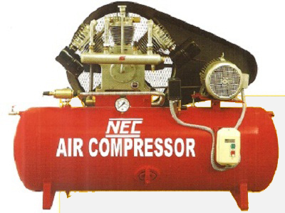 Triple Cylinder Reciprocating Air Compressors