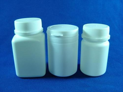 Plastic Containers for Pharma Products