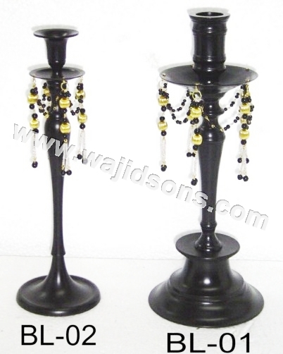 Beaded Candle Stick