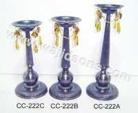 CANDLE HOLDER BEADS