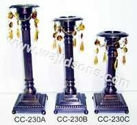 CANDLE STICK BEADS HANGING