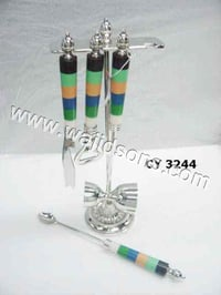 Stainless Steel Bar Tools