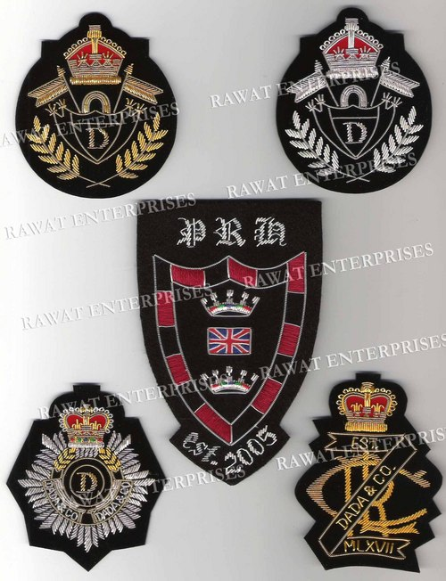 Badges & Emblems