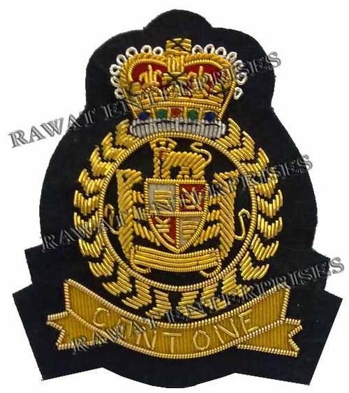 Billion Hand Embroidery Badges