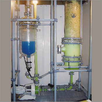 Reaction Distillation Units