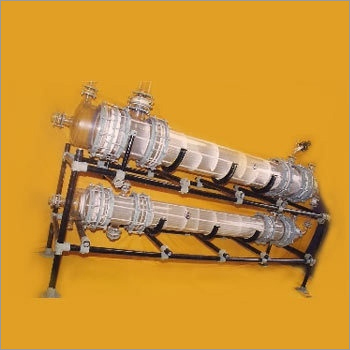 Glass Shell Tube Heat Exchanger