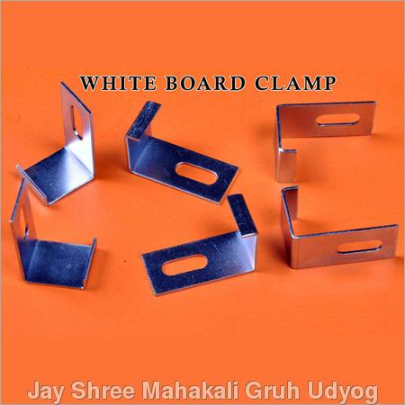 White Board Clamps