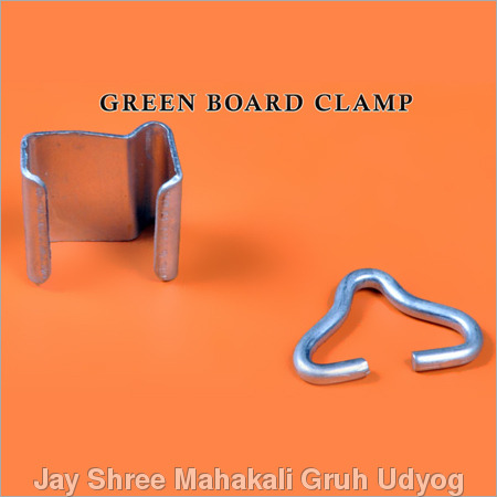 Green Board Clamp