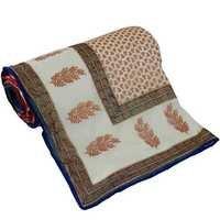 Jaipuri Print Double Bed Duvet Dohar Comforter