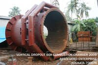 Steel Plant Combustion Chamber