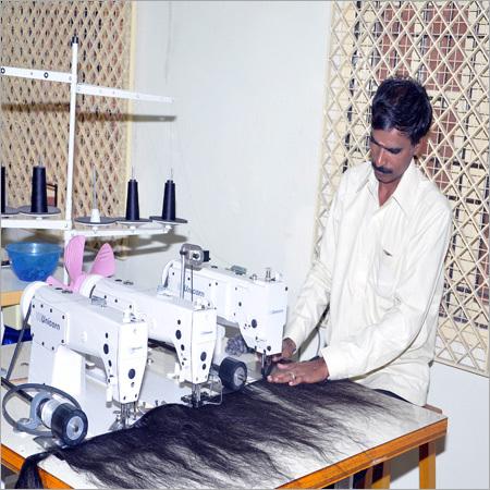 Machine Wefting