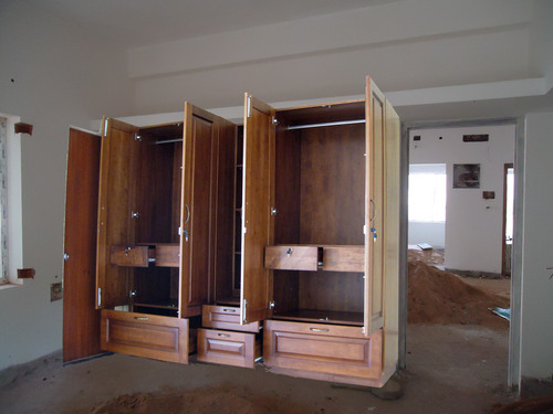 Rubber Wood Wardrobe Designs