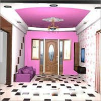 Living Room Interior Decorator in chennai