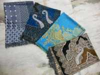 Woolen Swaroski Crystal Stoles
