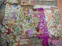 Kantha Stitch Stole
