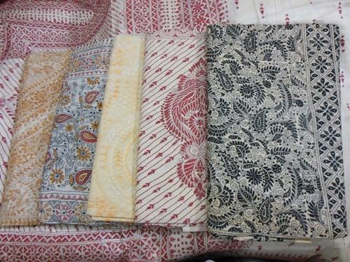 Kantha Needle Work Sarees
