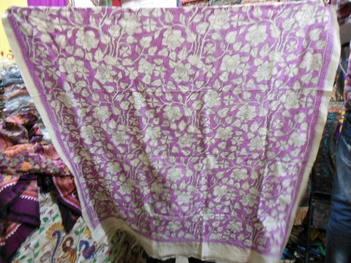 Kantha Embroidery Sarees