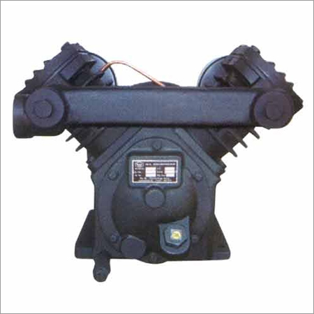 Single & Two Stage Dry Vacuum Pump
