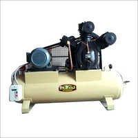Lubricated Screw Air Compressor
