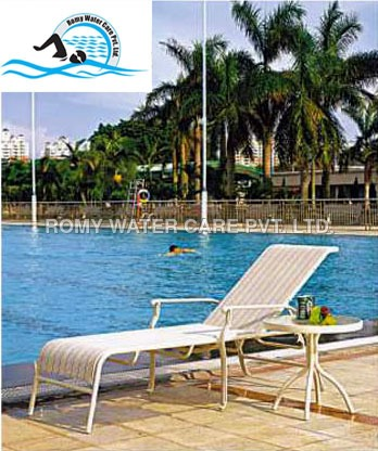 Swimming Pool Lounger