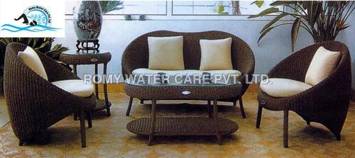 Out Door Rattan Sofa Set