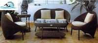Out Door Rattan Sofa Set