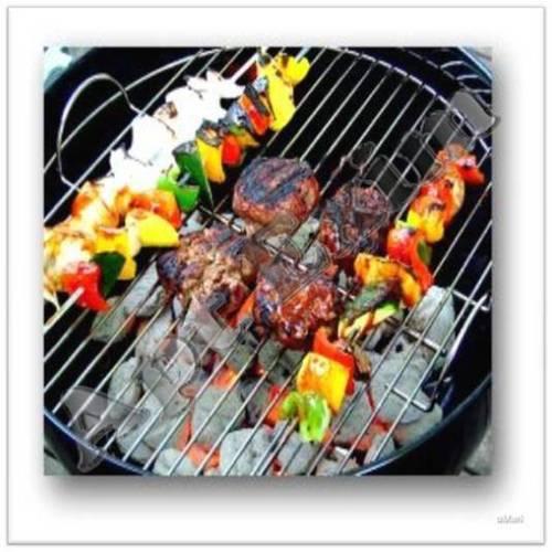Barbecue Briquette