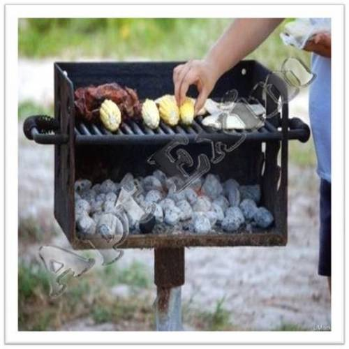 Smokeless Charcoal Briquettes