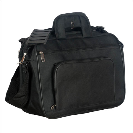 Colored Leather Office Bags