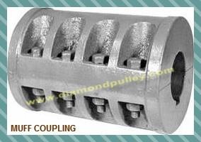 C.I. MUFF COUPLING