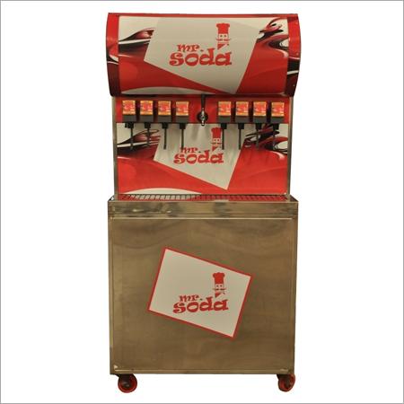 Mr. Soda Vending Machines