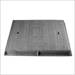 Rectangular Manhole Cover Casting