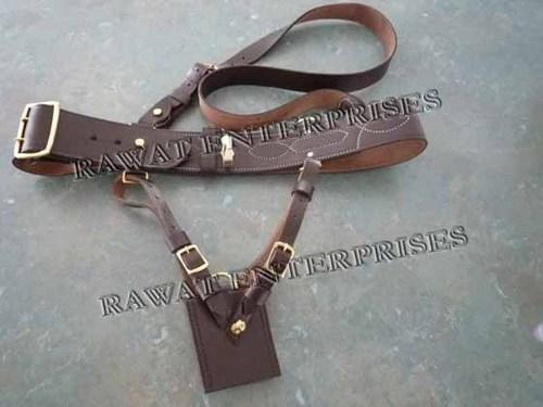 Sam Browne Belt For Sword
