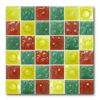Bubble Glass Tiles
