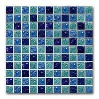 Bubble Glass Tiles