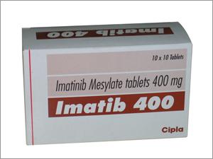 Imatib Mesylate 400