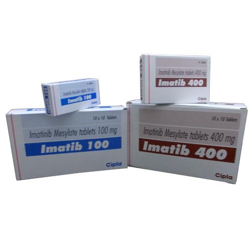 Imatib Tablets 400 Mg