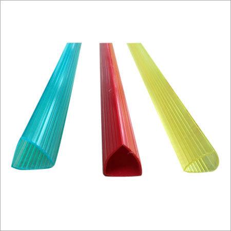 Triangular file strip
