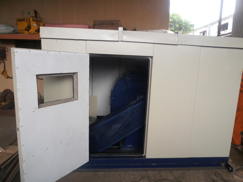 Centrifugal Acoustic Enclosure