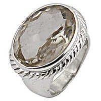 Charming Crystal Gemstone Silver Jewellery