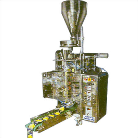 Pneumatic Collar Type Machine