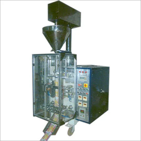 Coller Type  Pouch Packing Machine