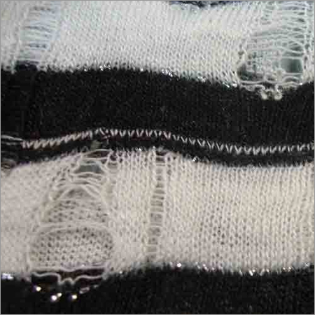 Knitted Linen Fabric