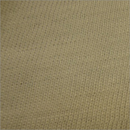 Knitted Spun Fabric